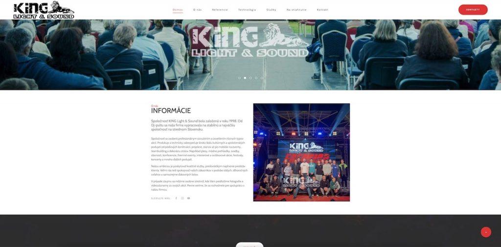 King Light&Sound