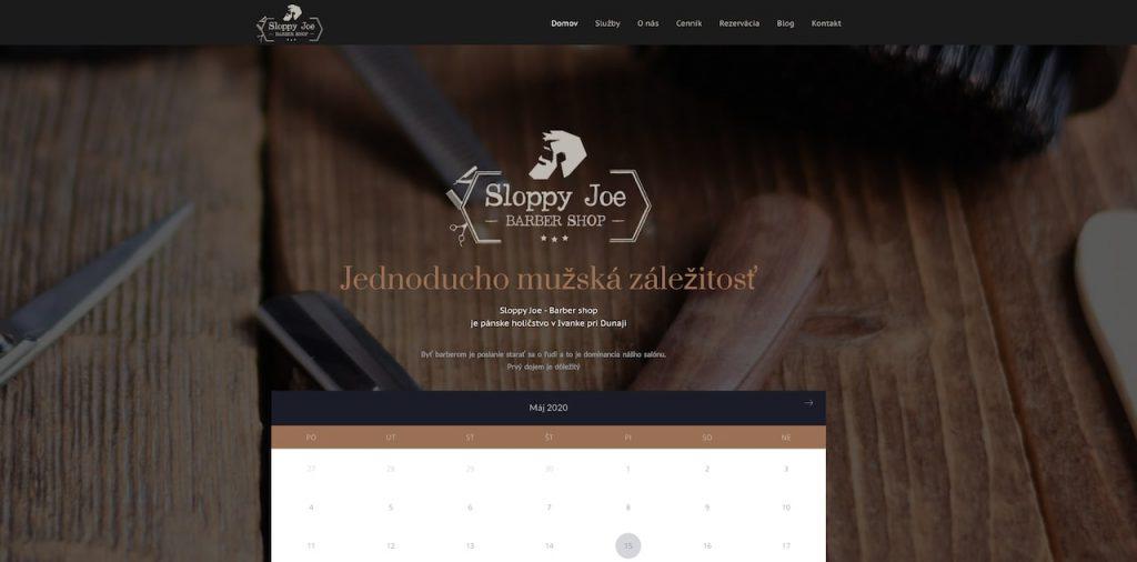 Sloppy Joe - barbershop
